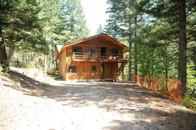 Columbia Falls Single Family Home For Sale: 7591 Hwy 2 East