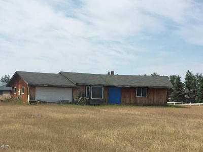 Kalispell Residential Lots & Land Under Contract Taking Back-Up : 86 Gem Lane