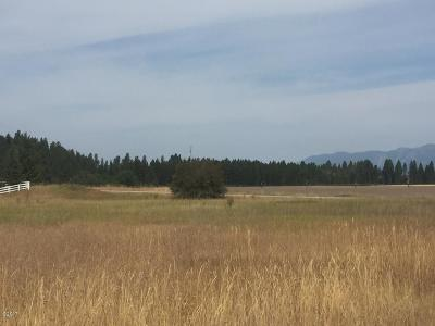 Kalispell Residential Lots & Land Under Contract Taking Back-Up : 350 Tetrault Road