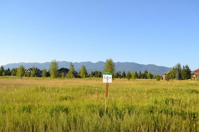 Whitefish Residential Lots & Land For Sale: 4048 Red Eagle Drive