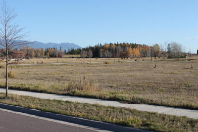 Whitefish Residential Lots & Land For Sale: 972 Preserve Parkway