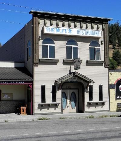 Commercial For Sale: 122 East Railroad Avenue