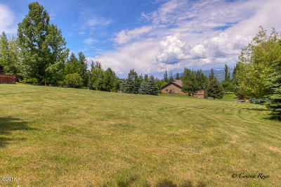 Whitefish Residential Lots & Land For Sale: 312 Fairway Drive