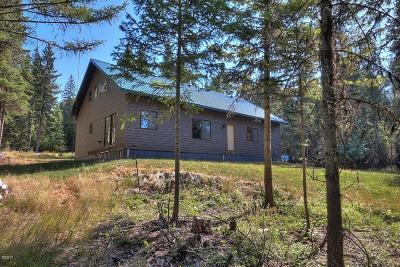 Kila MT Single Family Home Under Contract Taking Back-Up : $299,000