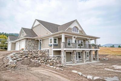 Kalispell Single Family Home For Sale: 198 Eagle Ridge Lane