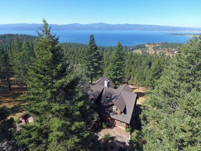 Bigfork Single Family Home For Sale: 500 Panorama Hill