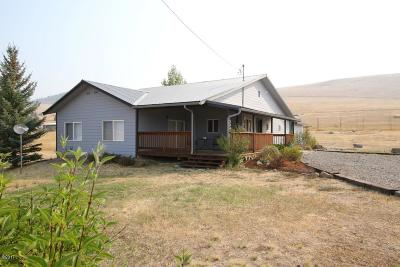 Plains Single Family Home Under Contract Taking Back-Up : 222 Upper Lynch Creek Road