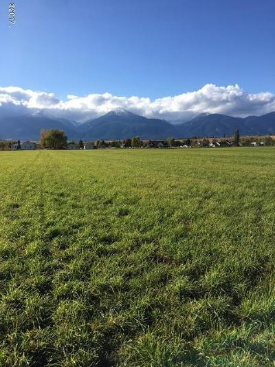 Ravalli County Residential Lots & Land For Sale: Lot 5a Three Mile Creek Road