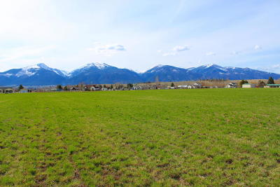 Ravalli County Residential Lots & Land For Sale: Lot 6a Three Mile Creek Road
