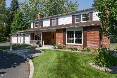 Kalispell Single Family Home For Sale: 305 Salish Court