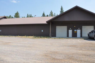 Flathead County Commercial Lease For Lease: Highway 93 North