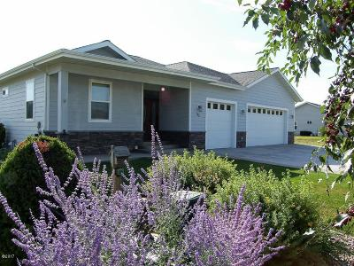 Kalispell Single Family Home For Sale: 173 Palmer Drive