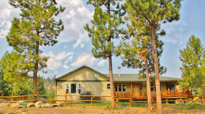Arlee MT Single Family Home Under Contract Taking Back-Up : $473,500