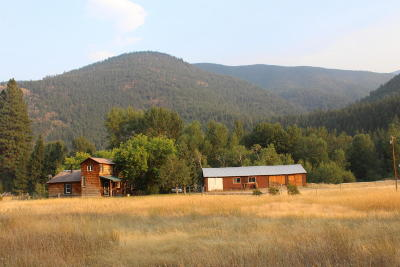 Lolo Single Family Home For Sale: 13750 Us Highway 12