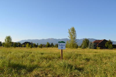 Whitefish Residential Lots & Land For Sale: 4064 Red Eagle Drive