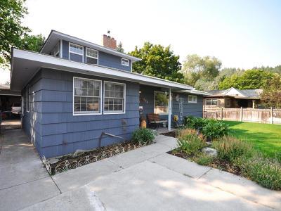 Missoula Single Family Home For Sale: 509 Linden Street