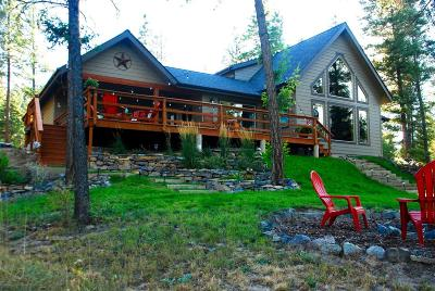 Lincoln County Single Family Home For Sale: 230 Hoodoo Loop