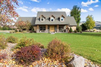 Missoula Single Family Home For Sale: 4600 Tiberius Drive