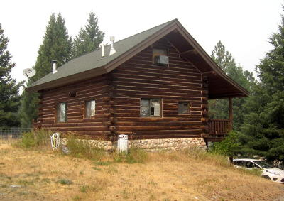 Lincoln County Single Family Home For Sale: 87 Badger Trail