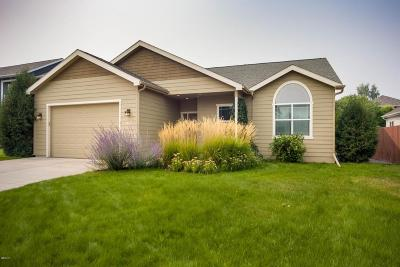 Kalispell Single Family Home For Sale: 106 Buffalo Square Court