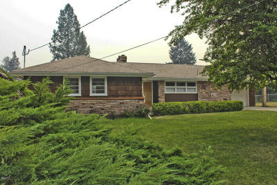 Thompson Falls Single Family Home Under Contract Taking Back-Up : 108 Golf Street