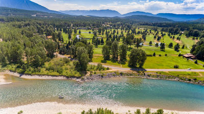 West Glacier, Polebridge Residential Lots & Land For Sale: 770 River Bend Drive