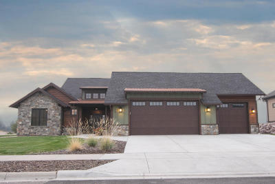 Missoula Single Family Home For Sale: 2817 Campsite Place