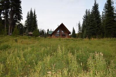 Flathead County Single Family Home For Sale: 3785 Good Creek Road