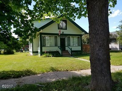 Lincoln County Single Family Home For Sale: 514 Utah Avenue