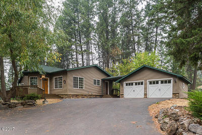 Whitefish Single Family Home For Sale: 965 Pack Rat Lane