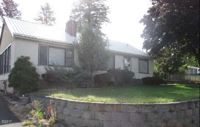 Polson Single Family Home For Sale: 921 11th Street East