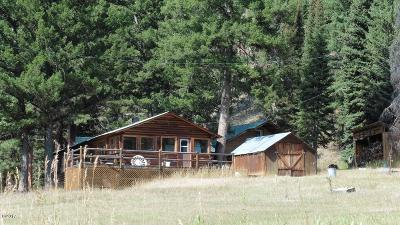 Ravalli County Single Family Home For Sale: 1550 East Fork Road