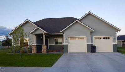 Kalispell Single Family Home For Sale: 192 Ali Loop