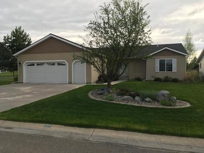 Kalispell MT Single Family Home For Sale: $290,000