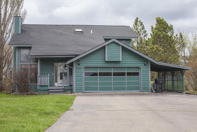 Kalispell Single Family Home For Sale: 340 Meadow Hills Drive