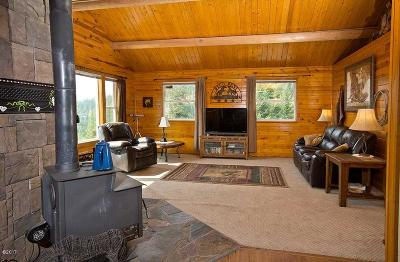 Kalispell Single Family Home Under Contract with Bump Claus: 1044 Copper Road