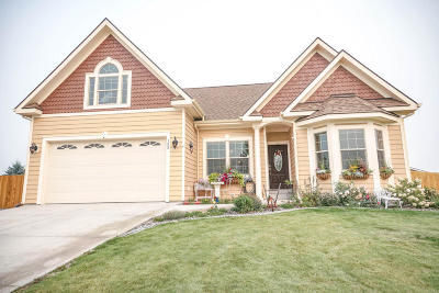 Kalispell Single Family Home For Sale: 155 Kara Drive