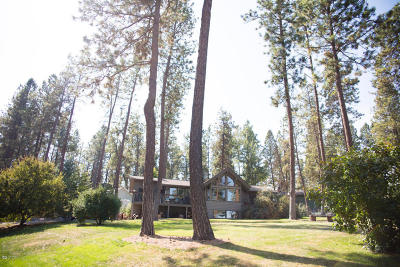Flathead County Single Family Home Under Contract Taking Back-Up : 112 East Bluegrass Drive