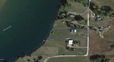 Kalispell Residential Lots & Land Under Contract Taking Back-Up : 2180 Steel Bridge Road