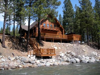 Ravalli County Single Family Home For Sale: 6300 West Fork Road