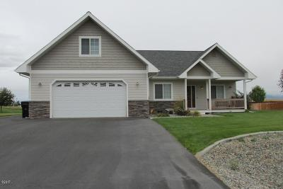 Kalispell MT Single Family Home For Sale: $359,000