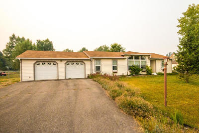 Kalispell MT Single Family Home For Sale: $215,000