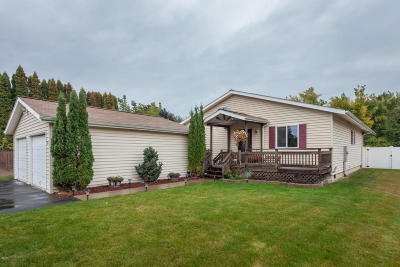 Columbia Falls Single Family Home For Sale: 325 9th Street East