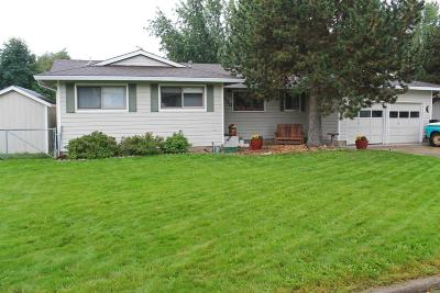 Kalispell MT Single Family Home For Sale: $225,000