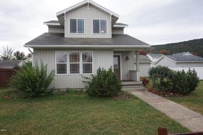 Kalispell MT Single Family Home For Sale: $239,000