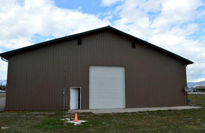 Flathead County Commercial Under Contract Taking Back-Up : 100 Columbia Mountain Drive