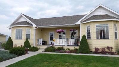 Missoula Single Family Home For Sale: 11934 Kadie Ann Lane