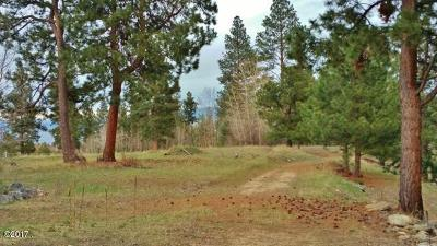Ravalli County Residential Lots & Land For Sale: 1311 Megan Trail