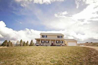 Ravalli County Single Family Home For Sale: 1508 Lindsay Lane