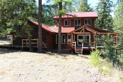 Lincoln County Single Family Home For Sale: 309 Pine Bay Drive